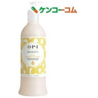 OPI(オーピーアイ) アボジュース マンゴ ハンド&ボディローション ( 600ml )/ OPI(オーピーアイ)
