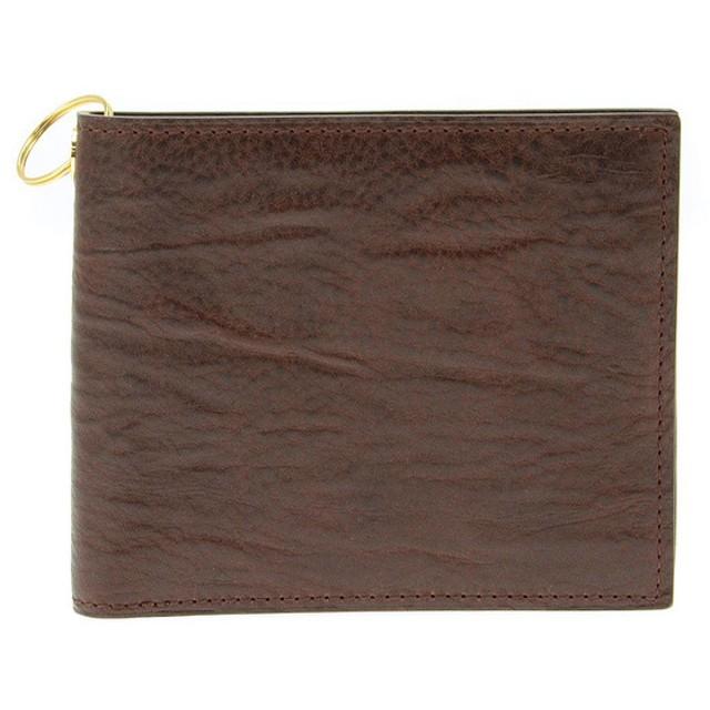 7e4d0ad0691e ゾンネ SONNE シロッコ Scirocco メンズ 財布 二つ折り財布 SO-SOD003B-BRW 小銭入れ