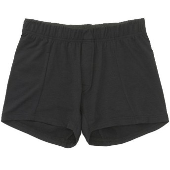 MXP Mens Fine Dry Classic Boxer Black ボクサーパンツ クラシック インナー 下着 パンツ メンズ