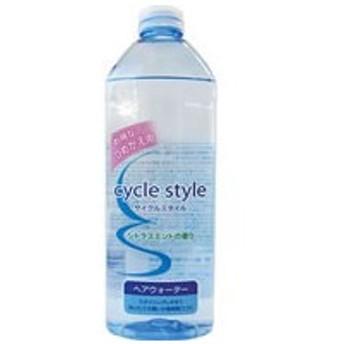 第一石鹸/サイクルスタイル ヘアウォーター400ml 詰替用