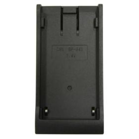 《新品アクセサリー》 ADTECHNO (エーディーテクノ) キヤノン製BP-930/945/955シリーズバッテリー対応プレート CANBP945【特価品/在庫限り(生産完了品)】
