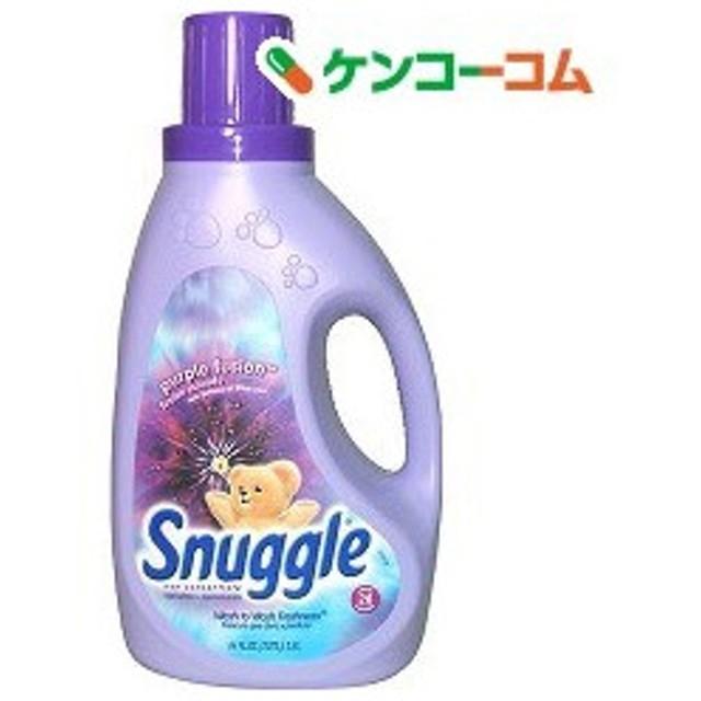 スナッグル ノンコンセントレーテッド リキッドパープルフュージョン ( 1.89L )/ スナッグル(snuggle)