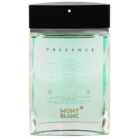 モンブラン MONT BLANC プレゼンス (テスター) EDT・SP 75ml 香水 フレグランス PRESENCE TESTER