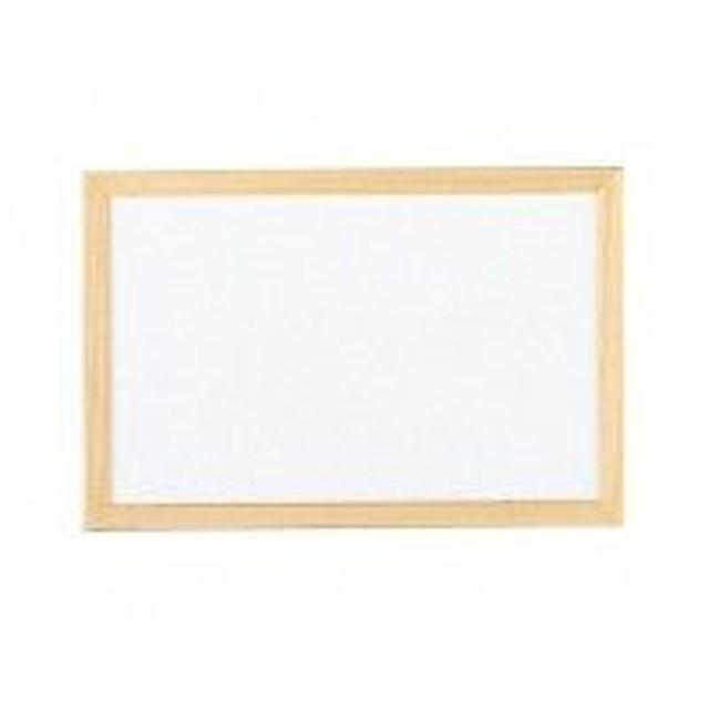 ウッドフレームホワイトボードC 900×600 17803