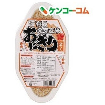 コジマフーズ 有機発芽玄米おにぎり ( 90g2コ入 )