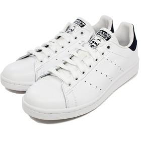 ADIDAS アディダス スタンスミス [サイズ:24cm(US6)] [カラー:ホワイト×ネイビー] #M20325 adidas STAN SMITH RWHI/RWHI/NEWNAV