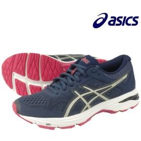 アシックス asics レディース ランニングシューズ GT-1000 6 WIDE TJG765 5093 幅広 マラソン ランニング