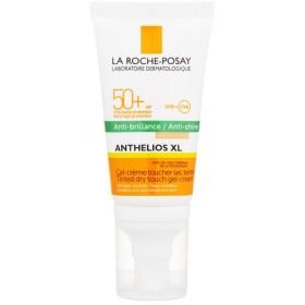 ラロッシュ ポゼ アンテリオス XL ティンティド ドライタッチ ジェルクリーム SPF50+  50ml (日焼け止め(顔))  La Roche Posay
