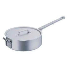 アルミ プロセレクト浅型片手鍋(目盛付) 27cm AKT8127