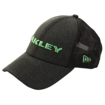 オークリー(OAKLEY) 【多少の汚れ等訳あり大奉仕】HEATHER NEW ERA HAT 911523-31B (Men's)