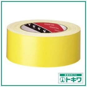 TERAOKA カラーオリーブテープ NO.145 黄 50mmX25M 145 ( 145Y50X25 )