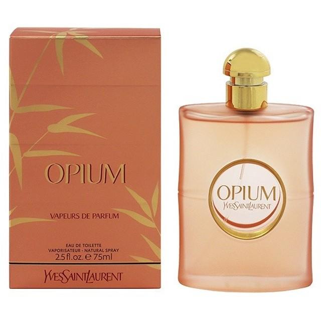 イヴサンローラン YVES SAINT LAURENT ヴァプール ドゥ オピウム EDT・SP 75ml 香水 フレグランス OPIUM VAPEUR DE PARFUM