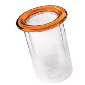 グッチーニ guzzini ワインクーラー オレンジ 2369.0045 RGT6702