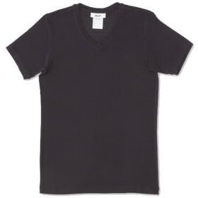 MXP Mens Luxcell Warm Short Sleeve V-Neck ブラック