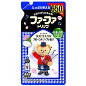 NSファーファジャパン/ファーファトリップ スコットランド 詰替 650ml