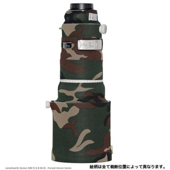 《新品アクセサリー》 LensCoat(レンズコート) レンズコート キヤノンEF 300mm F2.8L IS II USM 用 フォレストグリーン LC3002FG