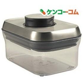 オクソー ステンレス ポップコンテナ レクタングル ミニ ( 1コ入 )/ オクソー(OXO)