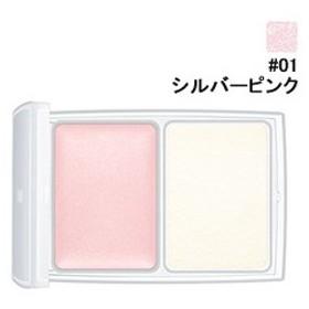 RMK (ルミコ) RMK フェイスポップ クリーミィチークス #01 シルバーピンク 2.7g 化粧品 コスメ FACE POP CREAMY CHEEKS 01