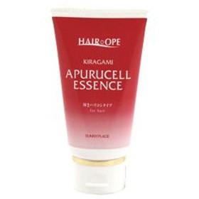 サニープレイス SUNNY PLACE 輝髪 アプルセルエッセンス 輝ハリコシタイプ 45g ヘアケア HAIR OPE KIRAGAMI APURUCELL ESSENCE FOR HAIR