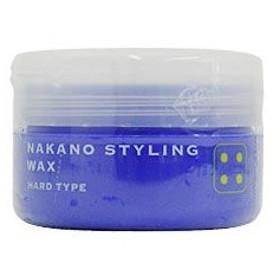 ナカノ スタイリング ワックス 4 ハード (ヘアワックス) 90g