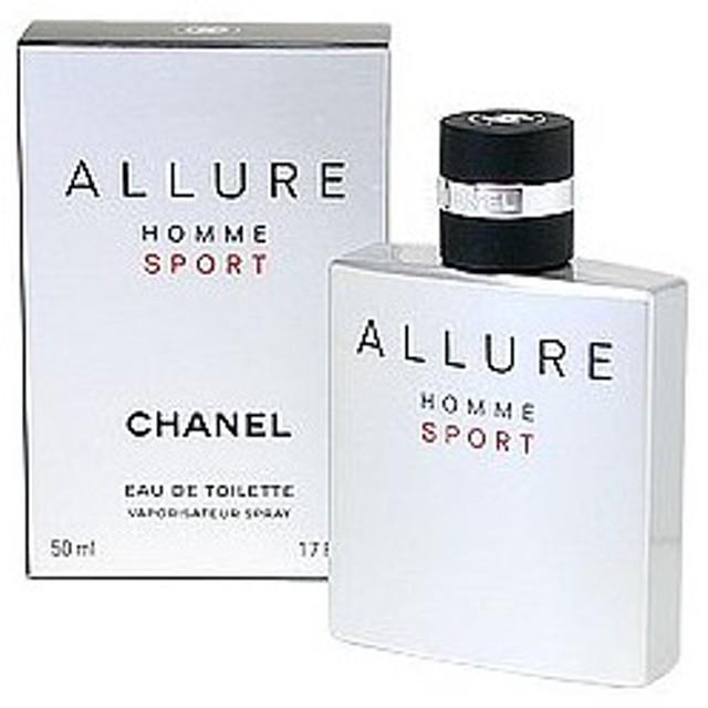 シャネル CHANEL アリュール オム スポーツ EDT・SP 50ml 香水 フレグランス ALLURE HOMME SPORT