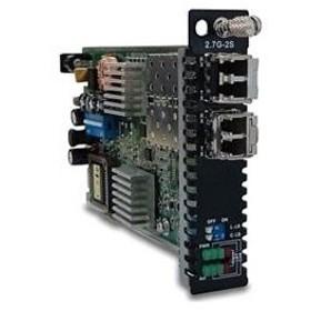 【在庫目安:お取り寄せ】FXC  LE2821-2F-ASB5 35M〜2.7G Multi Rate 3R対応ラインカード + 同製品SB5バンドル