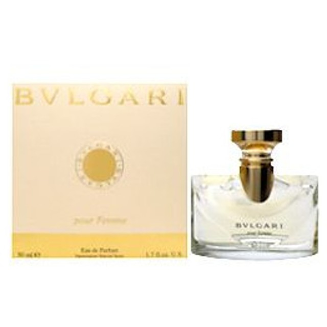 ブルガリ BVLGARI ブルガリプールファム オードパルファム EDP SP 50ml 【香水 フレグランス】【クリスマス ギフト】