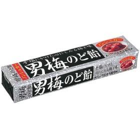 ■ノーベル 男梅のど飴 10粒入り