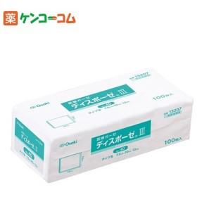 ディスポーゼIII NO40 ( 100枚入 )/ オオサキ ガーゼ