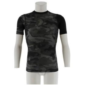 リーボック(REEBOK) ワンシリーズ アクティブチルコンプレッション カモグラフィック 半袖Tシャツ DMO41-BR9567 (Men's)