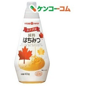 サクラ印 カナダ産ハチミツ ( 400g )/ サクラ印