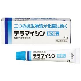テラマイシン軟膏a 6g 第2類医薬品