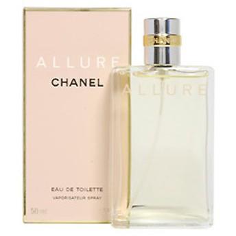 シャネル CHANEL アリュール (箱なし) EDT・SP 50ml 香水 フレグランス ALLURE