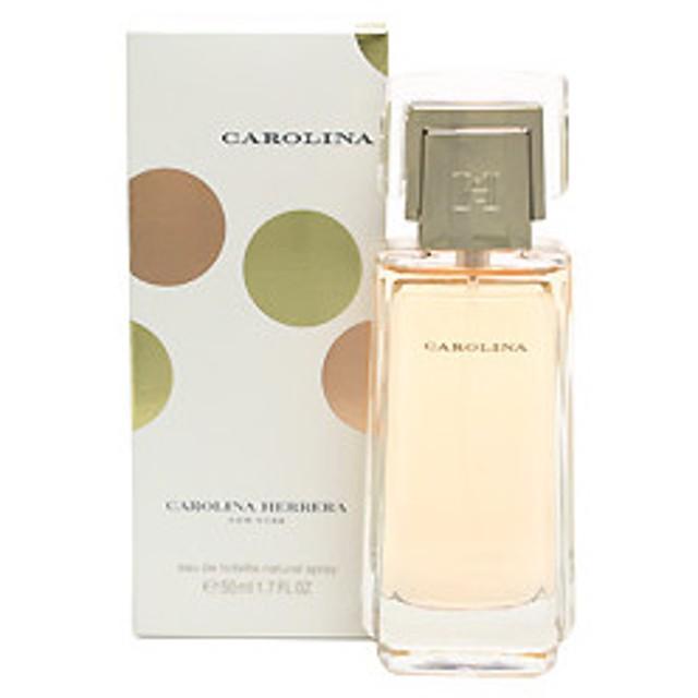 キャロライナヘレラ CAROLINA HERRERA キャロライナ EDT・SP 50ml 香水 フレグランス CAROLINA