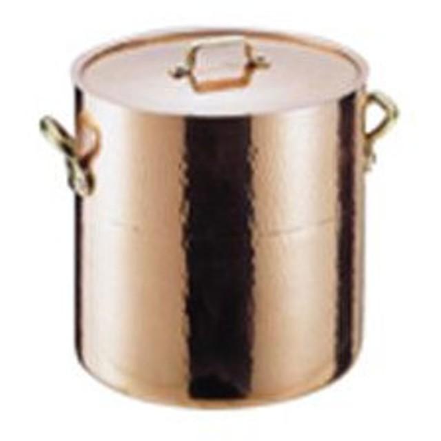 丸新銅器 SAエトール銅 寸胴鍋 15cm AZV05015