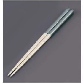 リック 木製 ブライダル箸 5膳入 パールホワイト/ブルー RHSR903