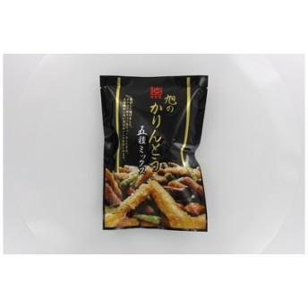 旭製菓 旭のかりんとう5種ミックス 130g まとめ買い(×12)|4970331000948(dc)