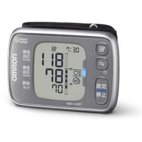 【新品・在庫有り】■オムロン HEM-6320T 手首式血圧計OMRON★新品・送料無料!(沖縄・離島は除く)★