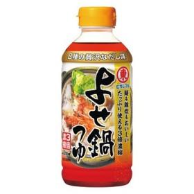 ヒガシマル よせ鍋つゆ 400ml まとめ買い(×12)|4902475263514(dc)