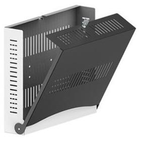 スタープラチナ ノートPCキャビネット TVタワースタンド用オプション MV601/IM601専用 W409×H356×D83mm スチール製 TVTSTOP600LH