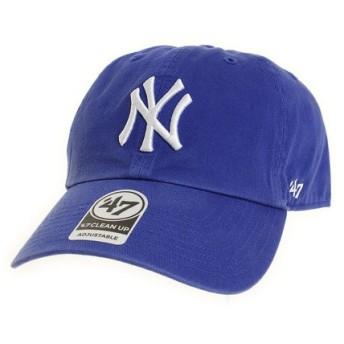 フォーティーセブン ブランド(47 Brand) Yankees 47 CLEAN UP Royal B-RGW17GWS-RY0 (Men's)