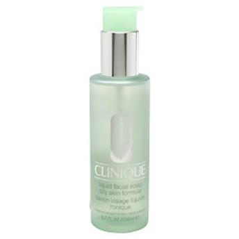クリニーク CLINIQUE リキッド フェーシャル ソープ オイリースキン フォーミュラ 200ml 化粧品 コスメ LIQUID FACIAL SOAP OILY SKIN FORMULA