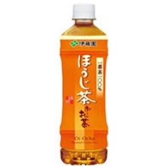 伊藤園/お〜いお茶 ほうじ茶 525ml