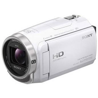 ★ソニー / SONY HDR-CX675 (W) [ホワイト]