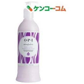 OPI(オーピーアイ) アボジュース バイオレットオーキッド ハンド&ボディローション ( 600ml )/ OPI(オーピーアイ)