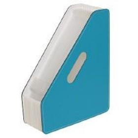 セキセイ ドキュメントスタンド A4 収容幅25〜325ミリ ブルー FB-2381-10