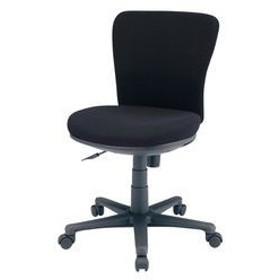 サンワサプライ オフィスチェア ブラック SNC-021KBK メーカー在庫品