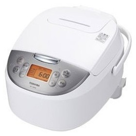 「納期約3週間」RC-10MSL(W) TOSHIBA 東芝 マイコンジャー炊飯器(5.5合) ホワイト RC10MSLW