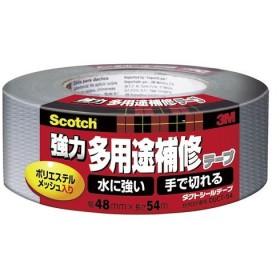 スリーエムジャパン 強力多用途補修テープ/DUCT-54 48mmx54m