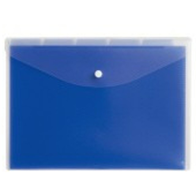 ホルダーケース「K2」 5インデックスホルダー付き A4 青 K2フ-7705B
